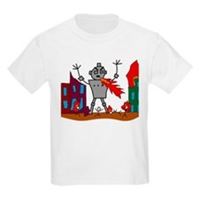 Unique Robots T-Shirt