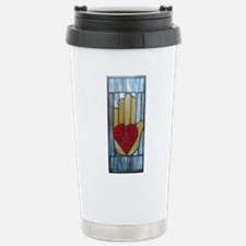 Hand of Agape Stainless Steel Travel Mug