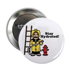 "Stay Hydrated! 2.25"" Button (100 pack)"