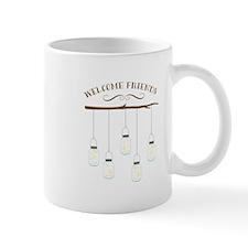 Welcome Friends Mugs