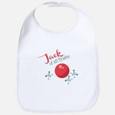 Jack Of All Trades Bib