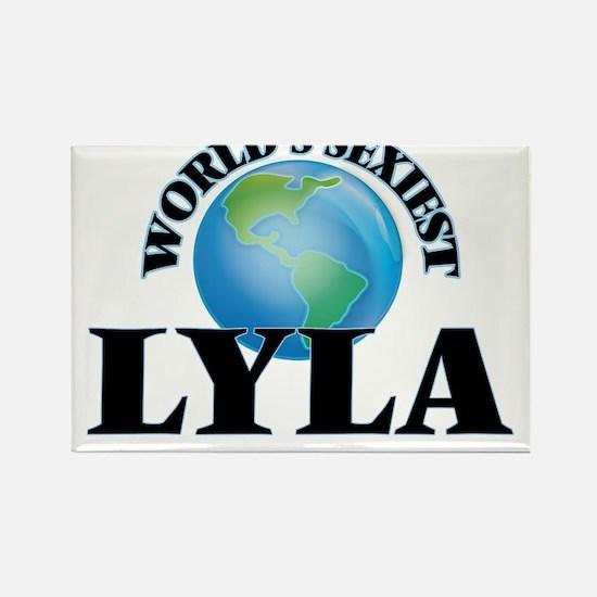 World's Sexiest Lyla Magnets