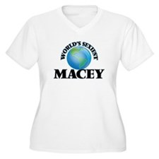 World's Sexiest Macey Plus Size T-Shirt