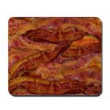 Bacon novelties Mouse Pads
