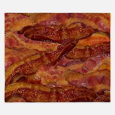 Bacon! Bacon! Bacon! King Duvet