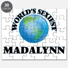 World's Sexiest Madalynn Puzzle