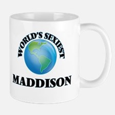 World's Sexiest Maddison Mugs