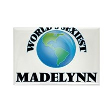 World's Sexiest Madelynn Magnets
