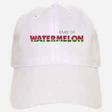 Love Of Watermelon Baseball Baseball Baseball Cap