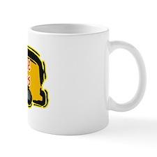 I Ride the Short Bus Small Mug