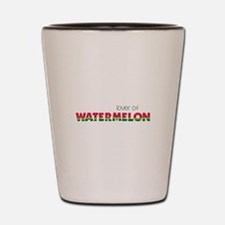 Love Of Watermelon Shot Glass