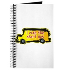 I Ride the Short Bus Journal