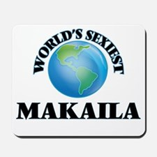 World's Sexiest Makaila Mousepad