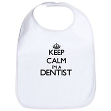 Keep calm I'm a Dentist Bib