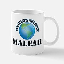 World's Sexiest Maleah Mugs