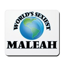 World's Sexiest Maleah Mousepad