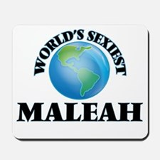World's Sexiest Maleah Mousepad