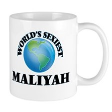 World's Sexiest Maliyah Mugs