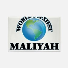 World's Sexiest Maliyah Magnets