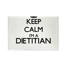 Keep calm I'm a Dietitian Magnets