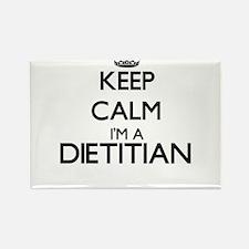 Keep calm I'm a Dietitian Magnets