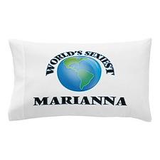 World's Sexiest Marianna Pillow Case