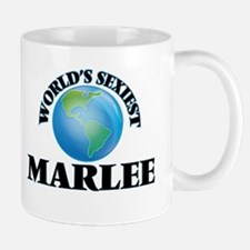 World's Sexiest Marlee Mugs