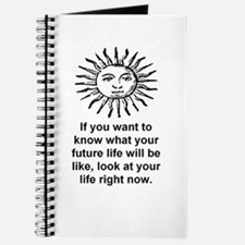 LOOK AT YOUR LIFE Journal
