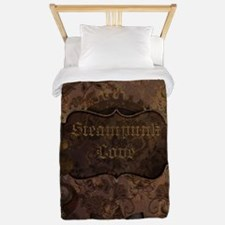 Steampunk Love 2 Twin Duvet