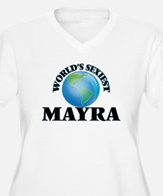 World's Sexiest Mayra Plus Size T-Shirt