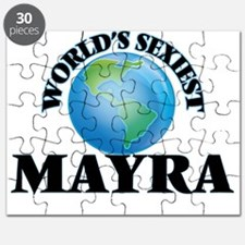 World's Sexiest Mayra Puzzle