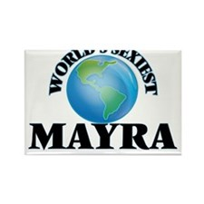World's Sexiest Mayra Magnets