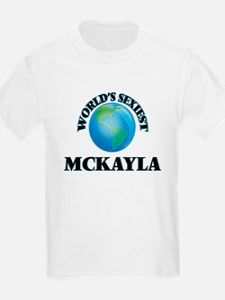 World's Sexiest Mckayla T-Shirt