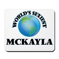 World's Sexiest Mckayla Mousepad