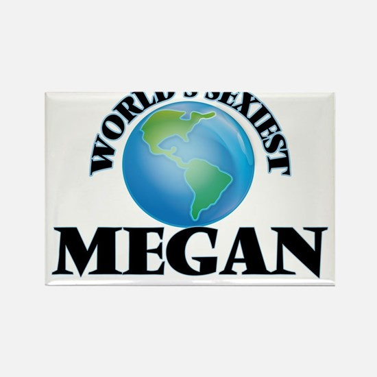 World's Sexiest Megan Magnets
