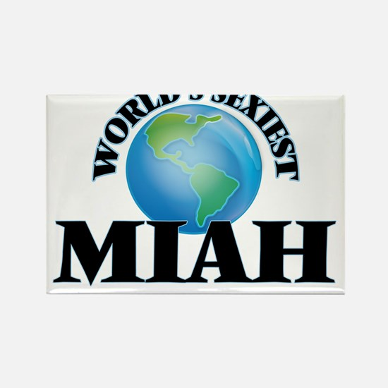 World's Sexiest Miah Magnets