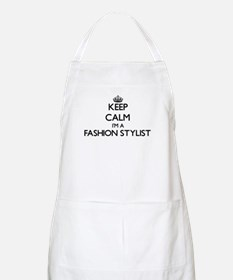 Keep calm I'm a Fashion Stylist Apron