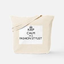 Keep calm I'm a Fashion Stylist Tote Bag