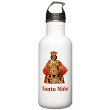 Funny Christos Water Bottle