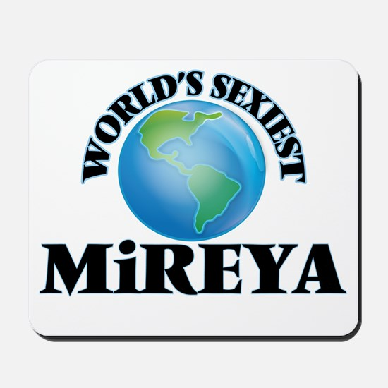 World's Sexiest Mireya Mousepad
