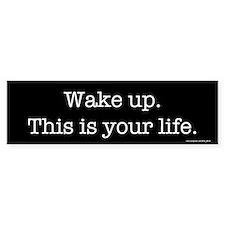 Wake life Bumper