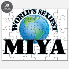 World's Sexiest Miya Puzzle