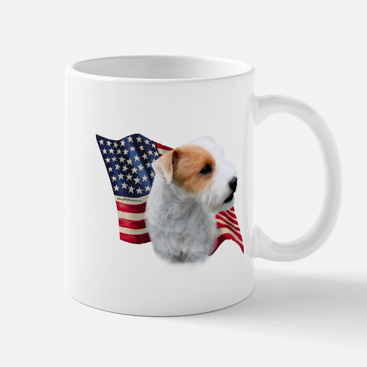Parson (Broken) Flag Mug