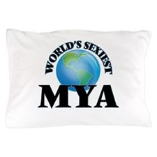 World's Sexiest Mya Pillow Case