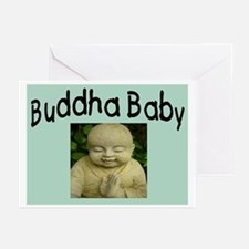 BUDDHA BABY 2 Greeting Cards (Pk of 10)