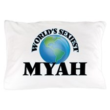 World's Sexiest Myah Pillow Case