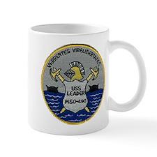 USS LEADER Mug