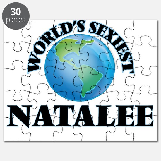 World's Sexiest Natalee Puzzle