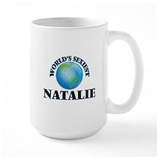 World's Sexiest Natalie Mugs