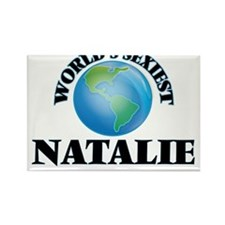 World's Sexiest Natalie Magnets